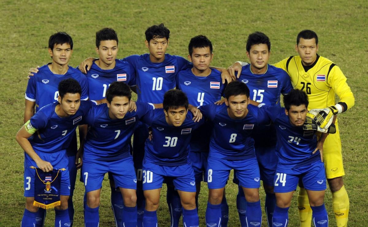 Ngày này 6 năm trước, bóng đá Thái Lan lần thứ 4 vào bán kết một kỳ ASIAD (Ảnh minh họa: FAT).