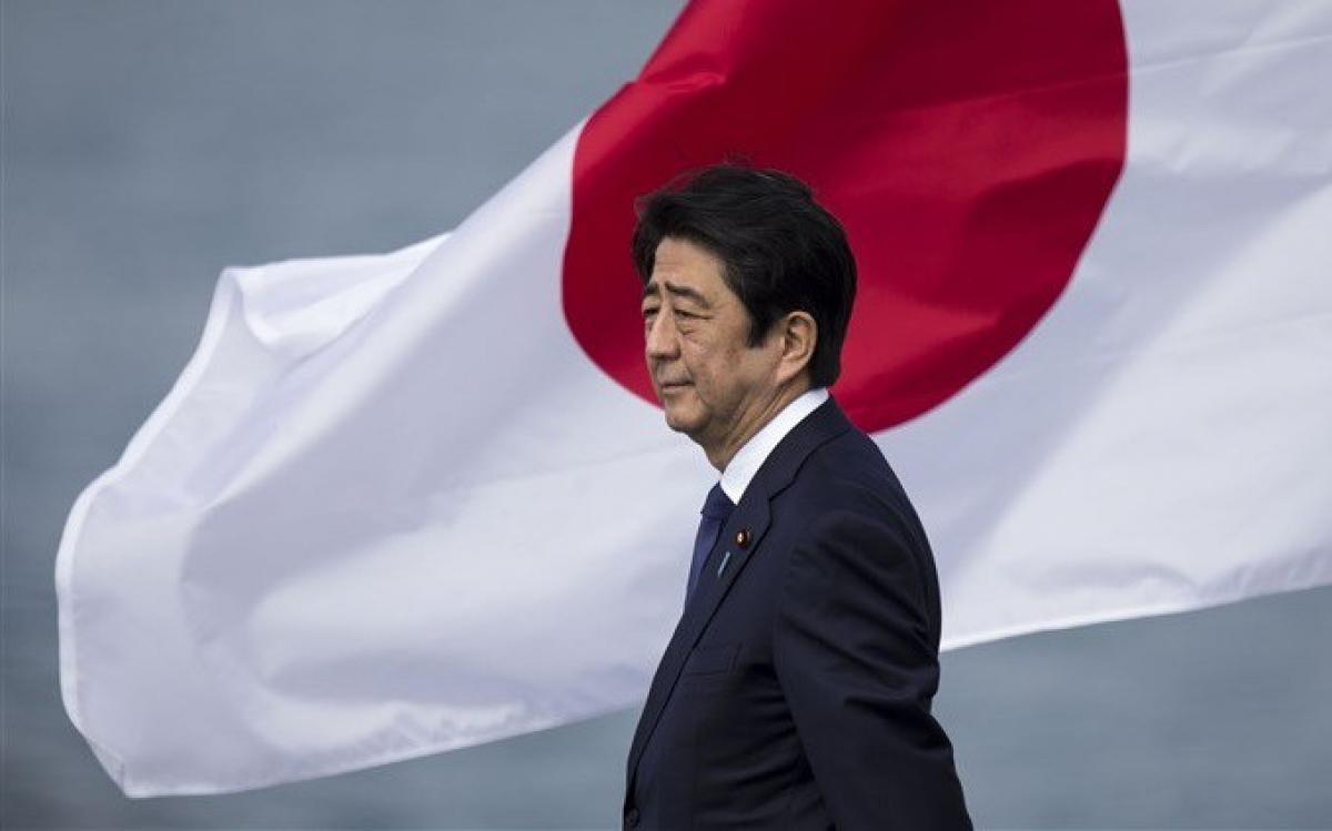 Thủ tướng Nhật Abe vừa xin từ chức. Ảnh: NBC News.