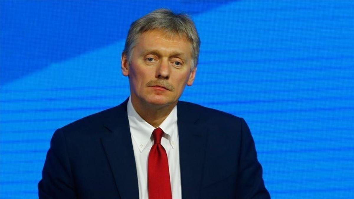 Người phát ngôn Văn phòng Tổng thống Nga Dmitry Peskov. Ảnh: Anadolu Agency.
