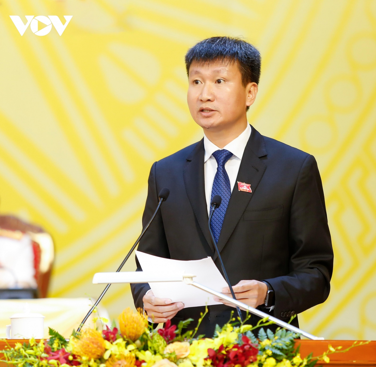 Ông Trần Huy Tuấn