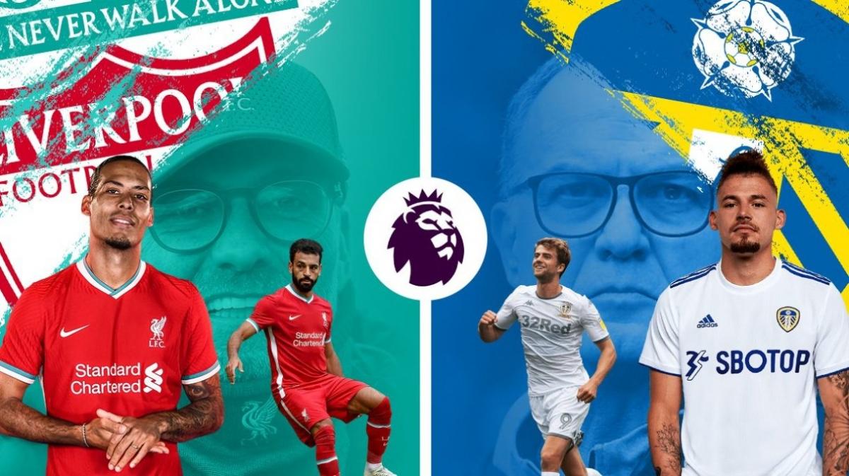 Xem lại bóng đá Liverpool vs Leeds, Ngoại hạng Anh – 12/09/2020