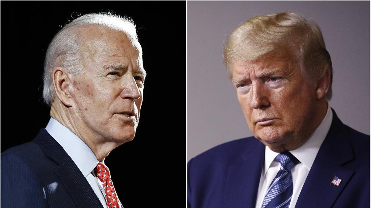 Tổng thống Donald Trump và ứng viên Joe Biden tập trung vào các bang chiến địa, khi đường đua vào Nhà Trắng bước vào giai đoạn cuối cùng quyết liệt nhất. Ảnh: CNN