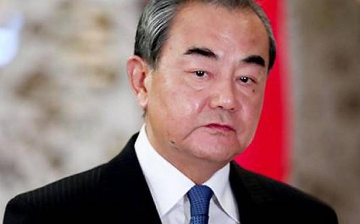 Ngoại trưởng Trung Quốc Vương Nghị. Nguồn Unfoldtimes.