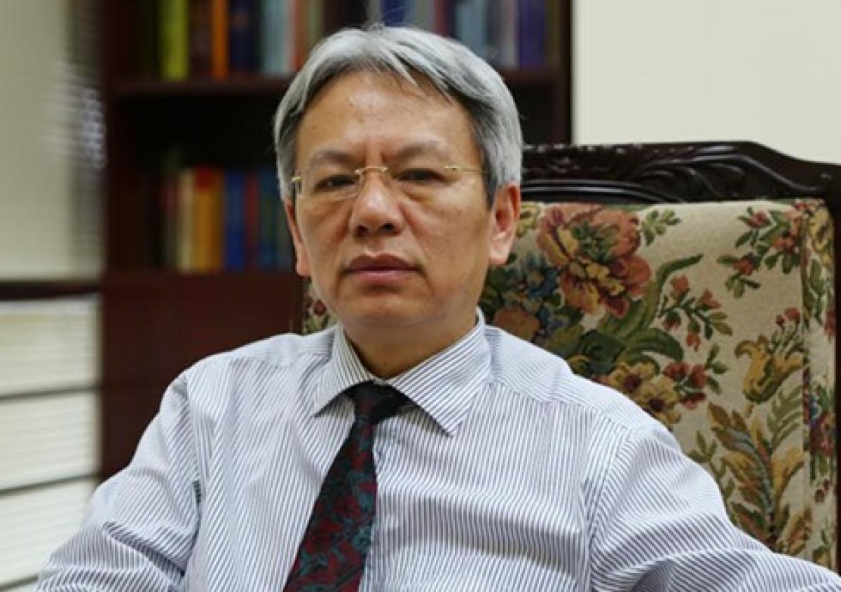 Tiến sĩ Nguyễn Sĩ Dũng, nguyên Phó Chủ nhiệm Văn phòng Quốc hội (Ảnh: VTC News)