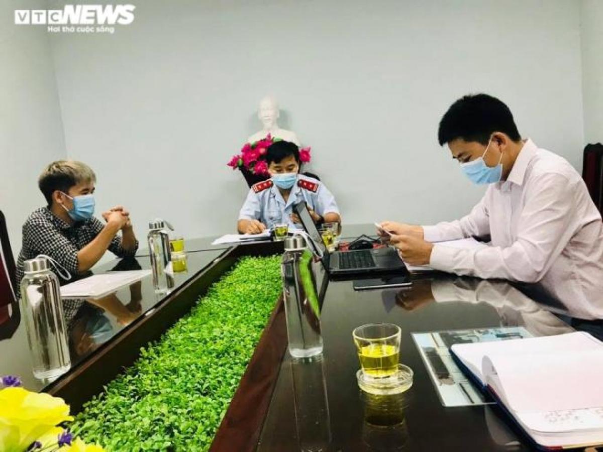 Sở Thông tin và Truyền thông tỉnh Bắc Giang xử phạt Hưng Vlog 7,5 triệu đồng.