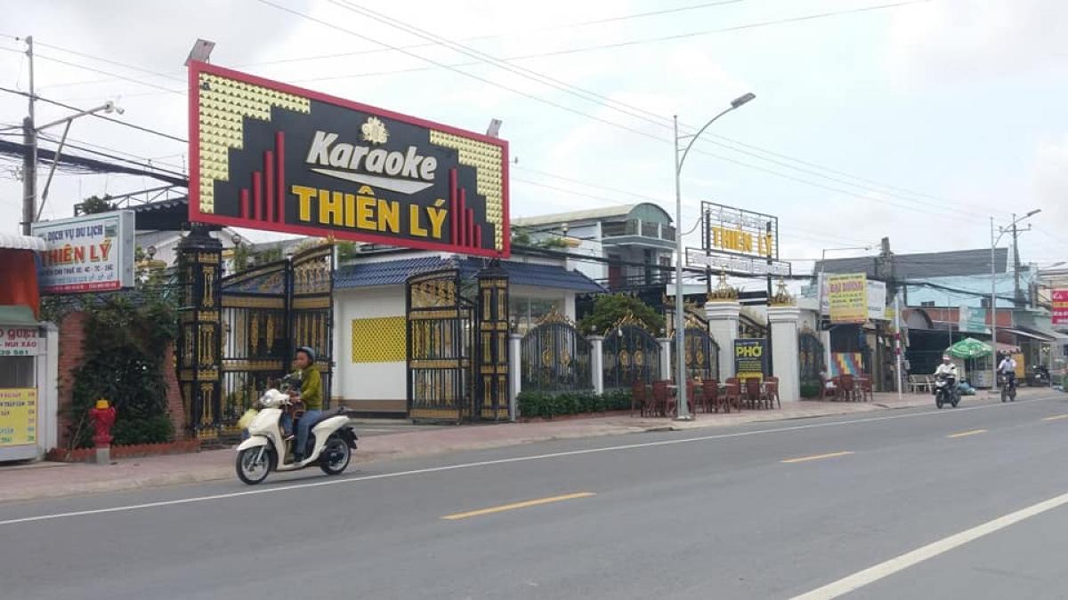 Karaoke Thiên Lý đã 2 lần vi phạm bị xử phạt hành chính do hoạt động quá giờ quy định