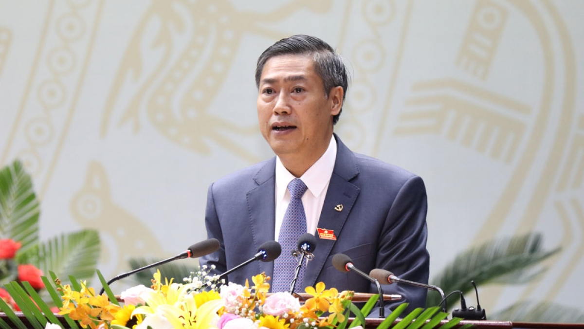 Ông Nguyễn Hữu Đông, Bí thư Tỉnh ủy Sơn La
