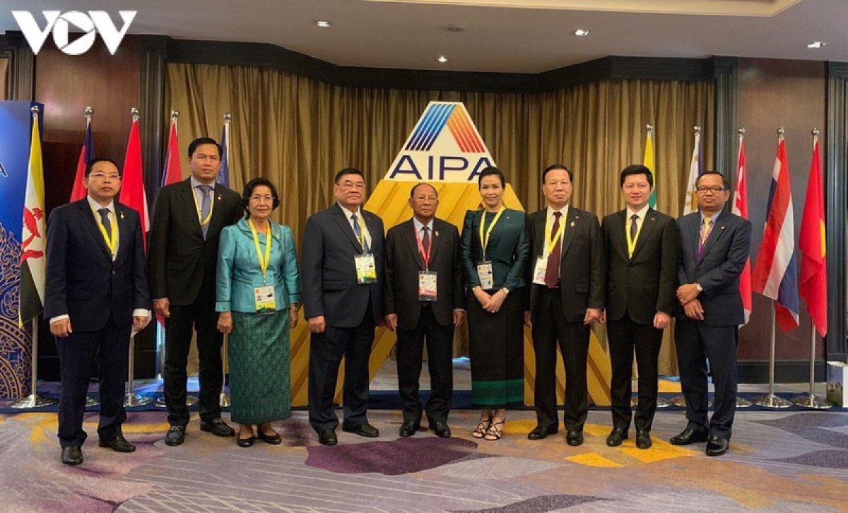 Chủ tịch Quốc hội Campuchia sẽ tham dự kỳ họp Đại hội đồng AIPA-41.