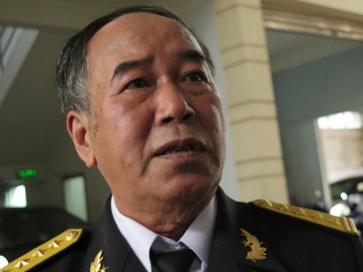 Đại tá Vũ Huy Lễ