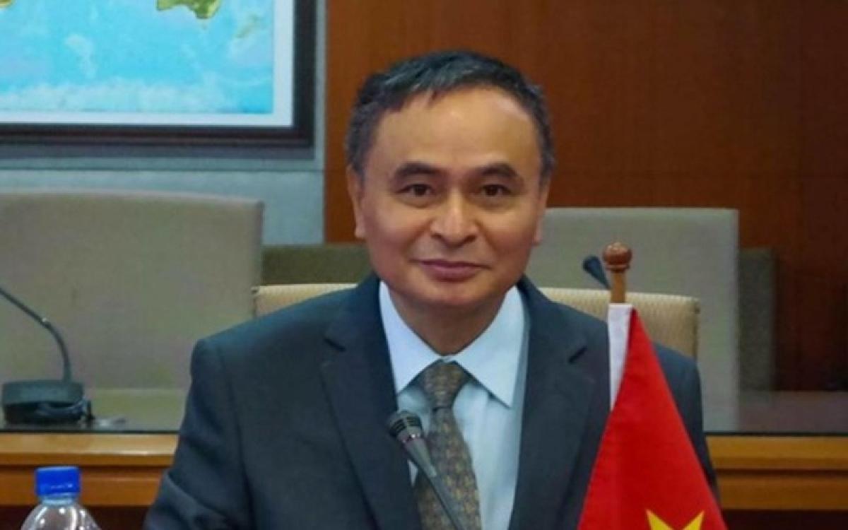 PGS. TS. Vũ Thanh Ca