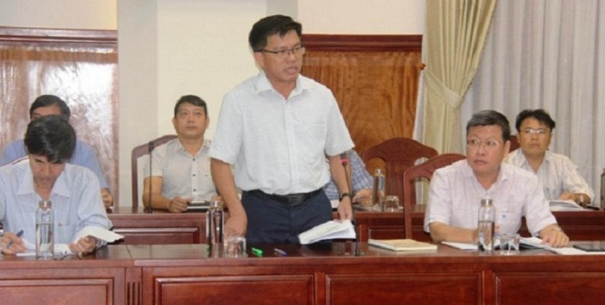 Ông Nguyễn Hữu Trung - Phó giám đốc Sở GTVT tỉnh Bình Thuận.