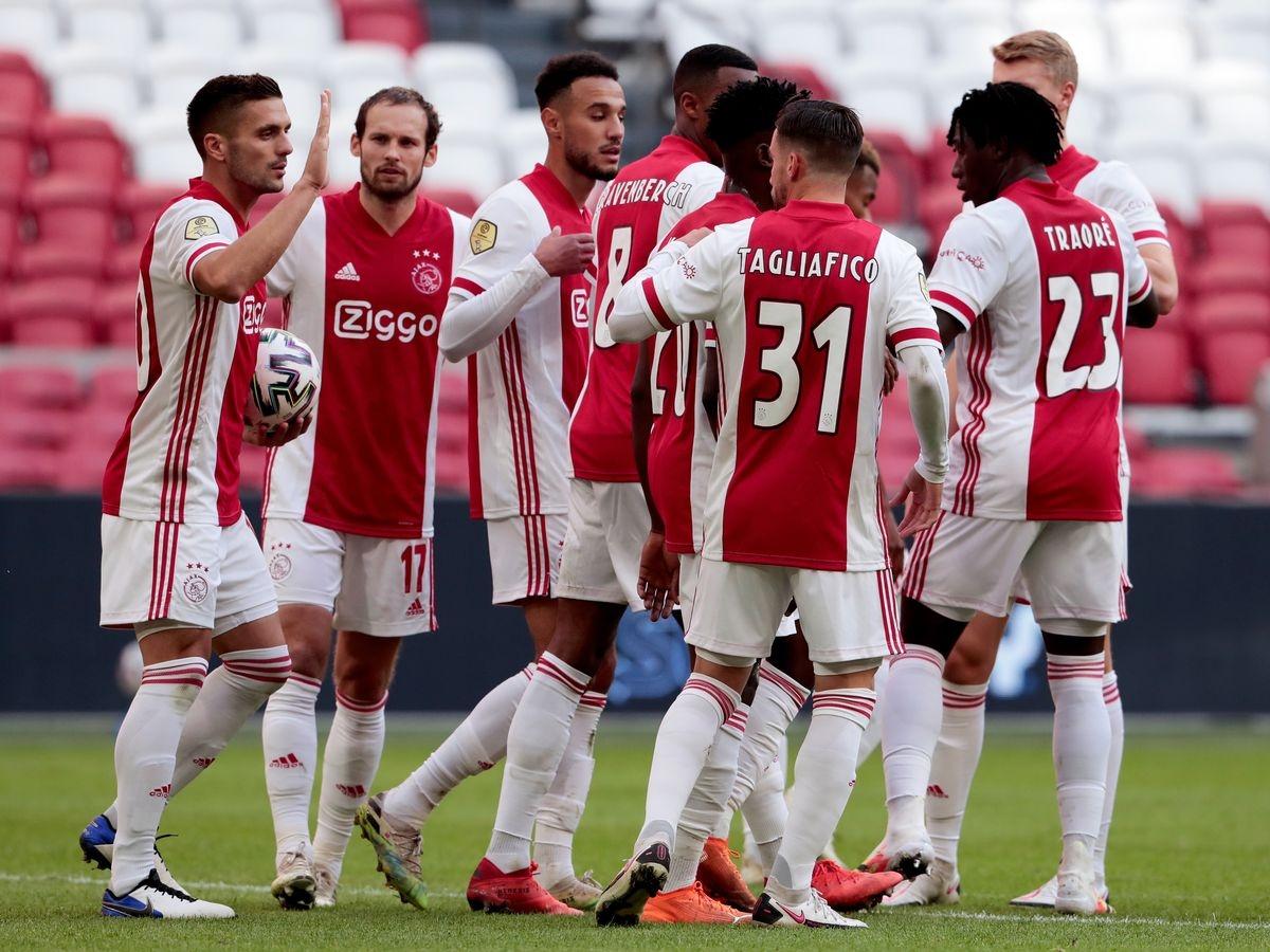Sức mạnh của Ajax đã giảm sút nhiều so với thời điểm gần 2 năm trước. (Ảnh: Getty).