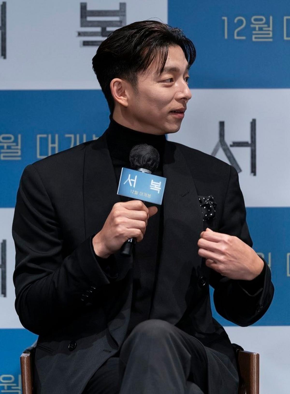 """Vai diễn cựu đặc vụ này đánh dấu sự trở lại của """"Yêu tinh"""" Gong Yoo sau thành công của phim truyền hình """"Goblin"""" và phim điện ảnh """"Kim Ji Young 1982""""."""