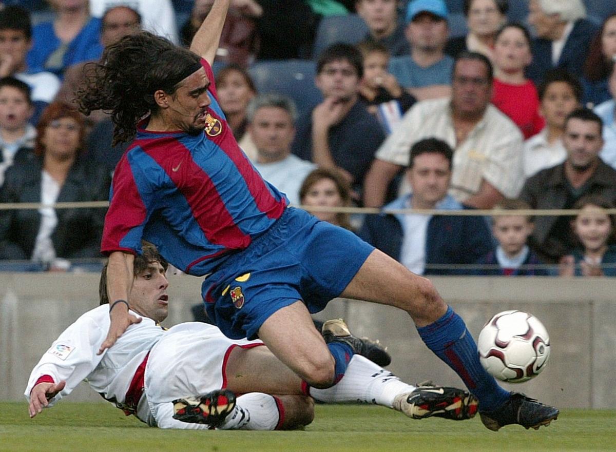 Juan Pablo Sorin | Juventus: 1995 - 1996 | Barca: 2003