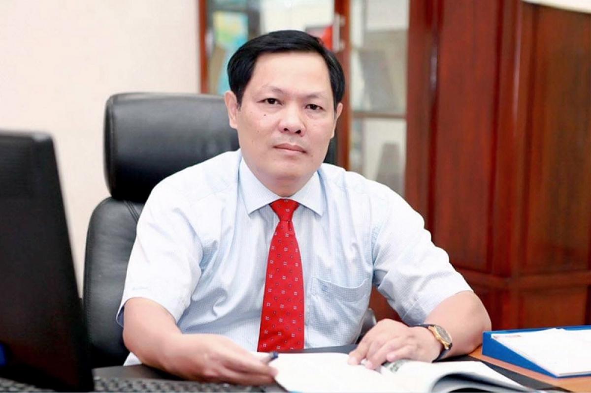 Ông Đỗ Việt Đức - Tổng cục trưởng Tổng cục Dự trữ Nhà nước