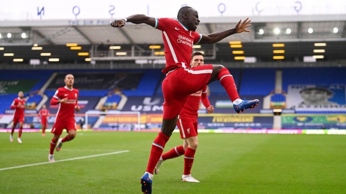 Sadio Mane mở tỷ số cho Liverpool ngay phút thứ 3. (Ảnh: Getty)