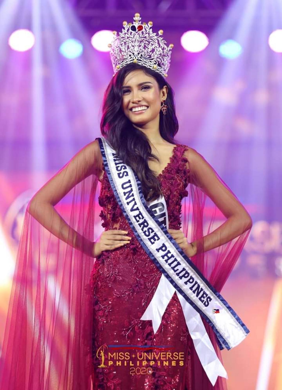 Chung kết cuộc thi Miss Universe Philippines 2020 - Hoa hậu Hoàn vũ Philippines vừa khép lại với chiến thắng thuộc về người đẹp Rabiya Mateo đến từ Iloilo City.