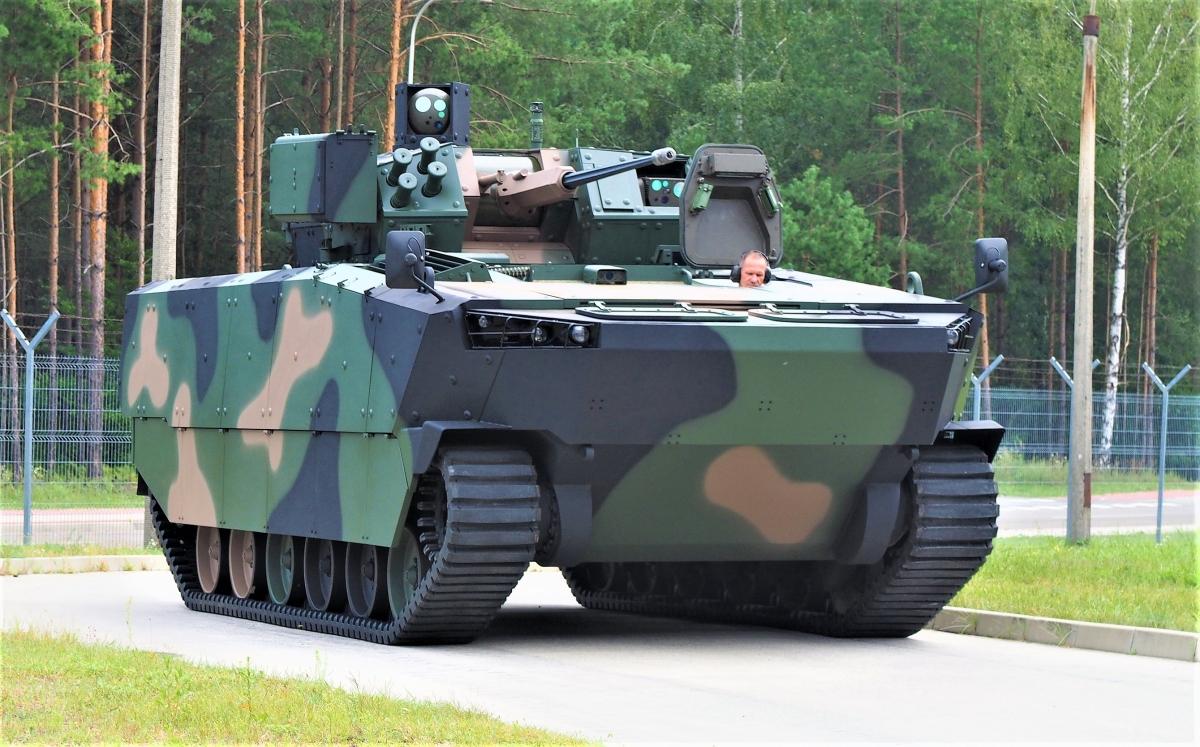 Ba Lan đang có chương trình tạo ra một IFV mới để sử dụng và xuất khẩu; Nguồn: defence24.pl