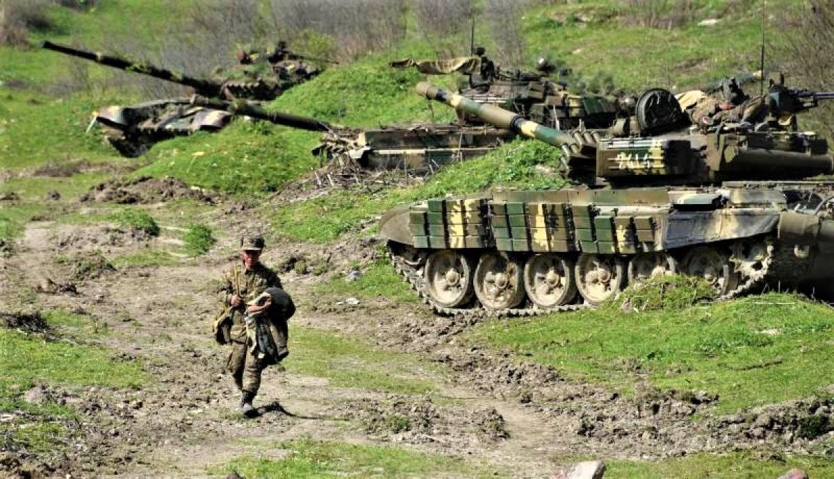 Xung đột Nagorno-Karabakh đang thu hút sự quan tâm đặc biệt của cả các chuyên gia quân sự; Nguồn: chathamhouse.org