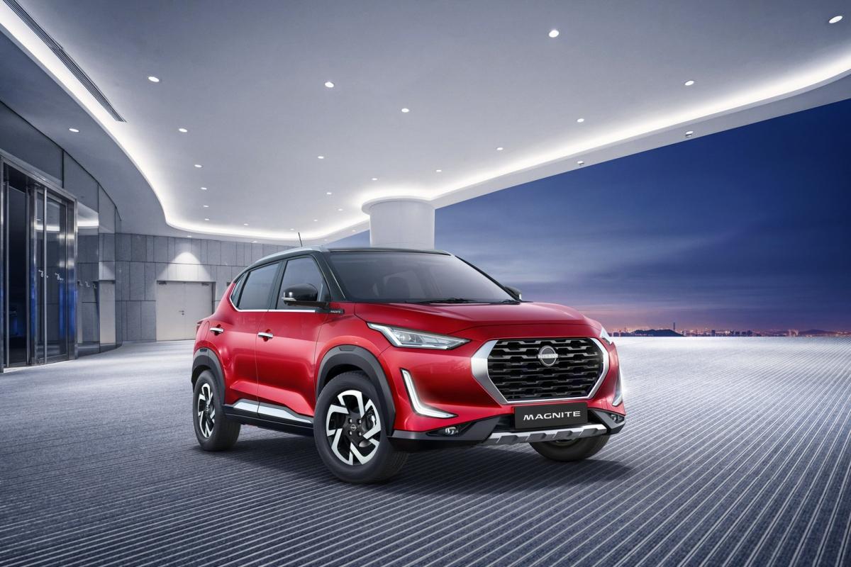 Ra mắt đầu năm nay dưới dạng xe trưng bày, Magnite ban đầu được Nissan hướng đến thị trường Ấn Độ, nơi các mẫu crossover đô thị cỡ nhỏ đang dần lên ngôi.