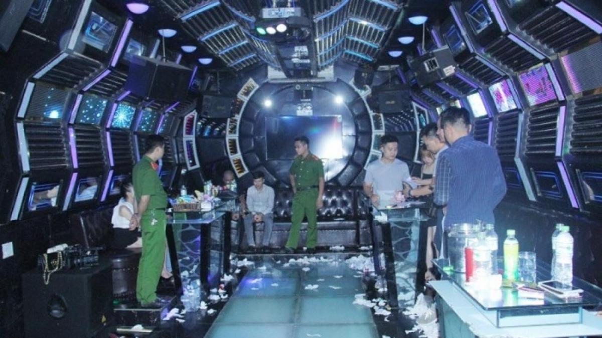 Hàng loạt ổ bay lắc, sử dụng ma túy bị triệt phá Nguồn: Công an Lào Cai.