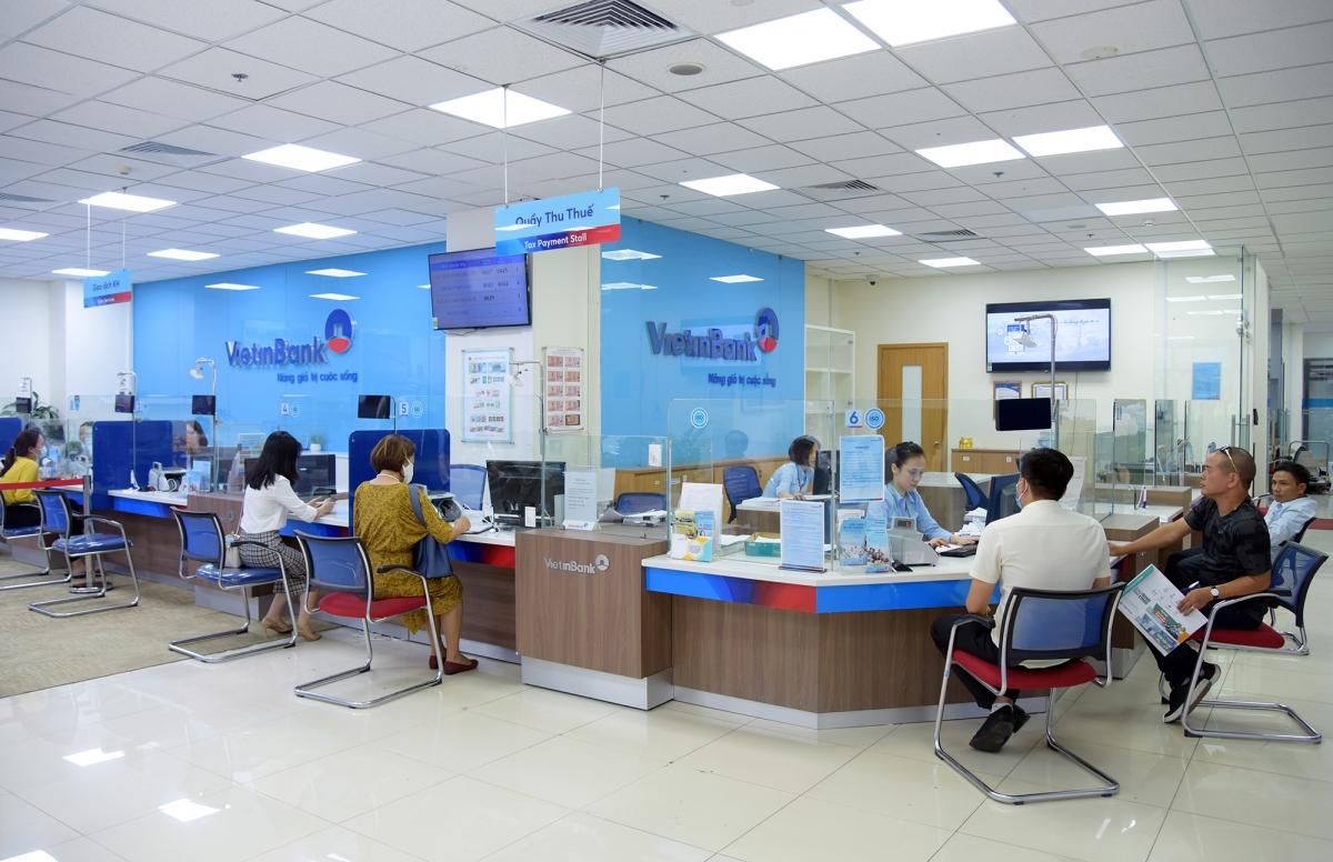 Quý III/2020, VietinBank tiếp tục duy trì được tốc độ tăng trưởng ổn định, tạo đà cho việc