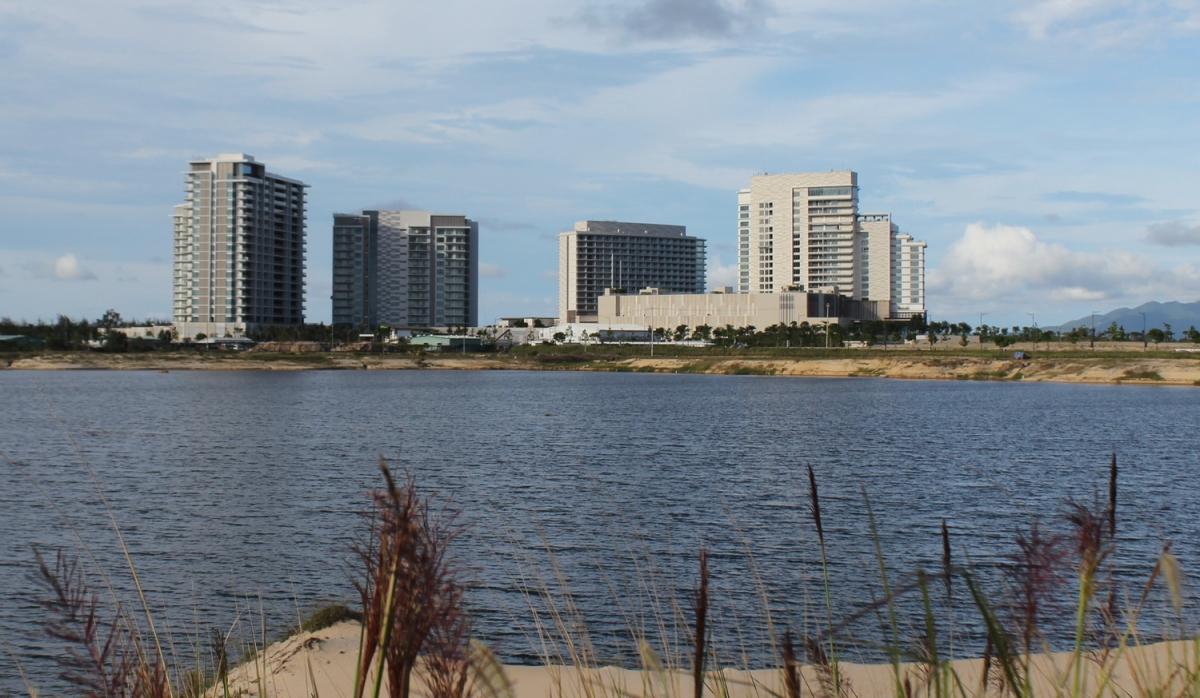 Các dự án khu du lịch nghỉ dưỡng ven biển vùng Đông Quảng Nam.