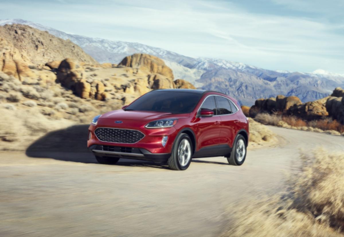 Crossover Ford Escape 2020