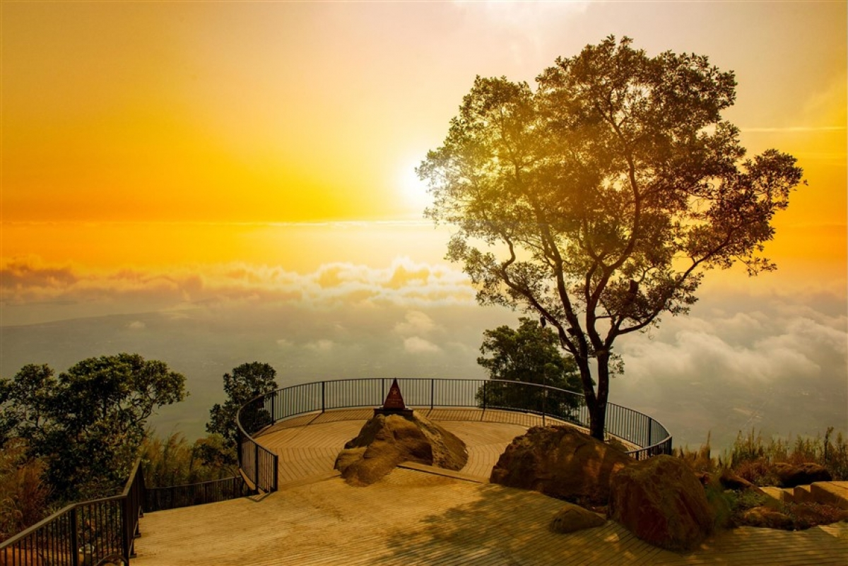 Sun World BaDen Mountain