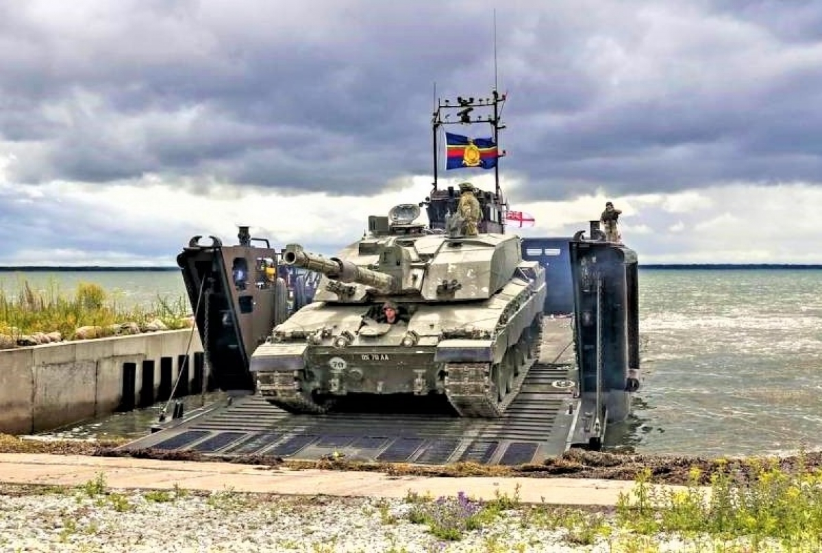Quân đội Anh đang chủ trương cải cách công tác quốc phòng; Nguồn: topwar.ru