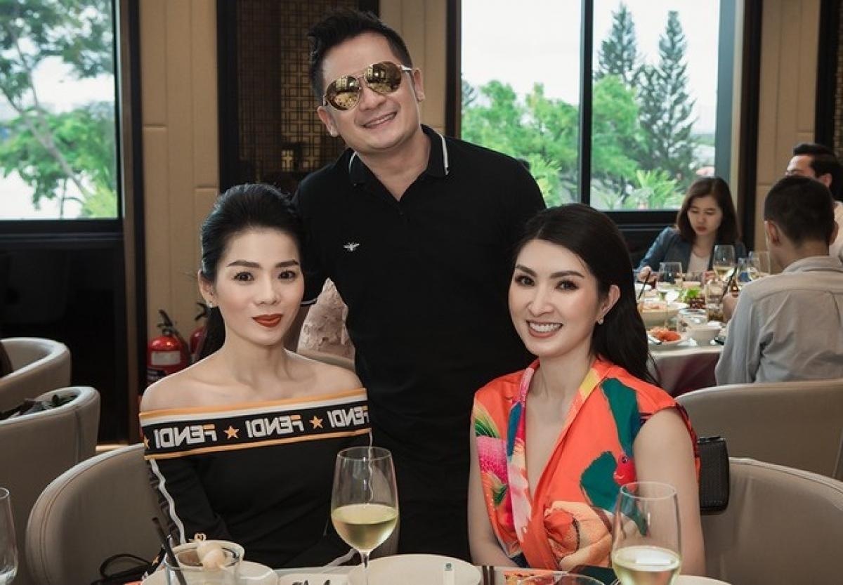 Sắp tới, nam ca sĩ giữ vai trò cố vấn trong show của ca sĩ Hồng Nhung.