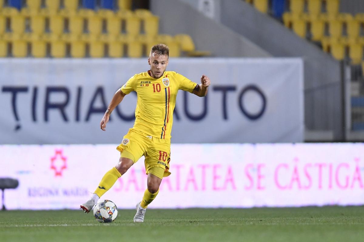 8. Alexandru Maxim (Gaziantep) - Chỉ số tổng quan: 72