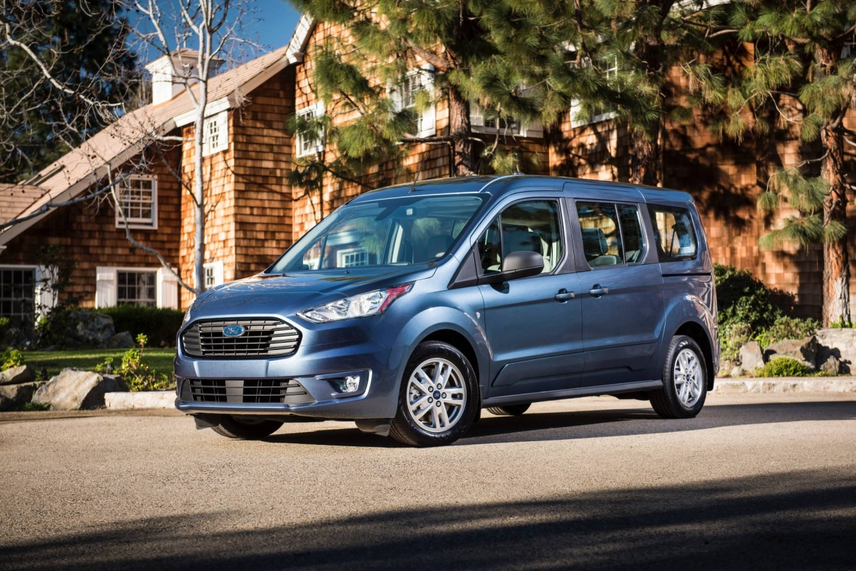 Ford Transit Connect 2019-2020