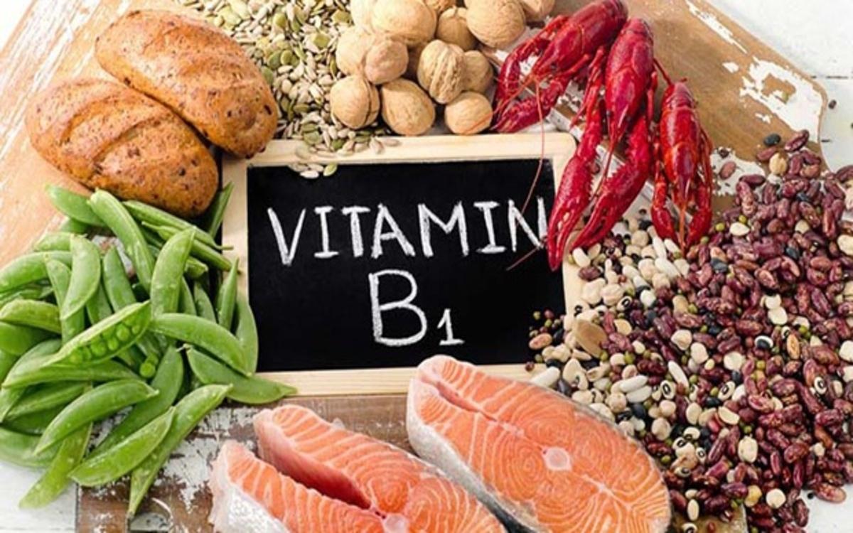 Bạn có thể ăn thực phẩm này để bổ sung vitamin B1: Các loại rau họ đậu, rau xanh, hạt hướng dương, bánh mì, mì ống, gạo...
