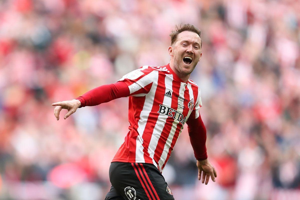 6. Aiden McGeady (Sunderland) - Chỉ số tổng quan: 71