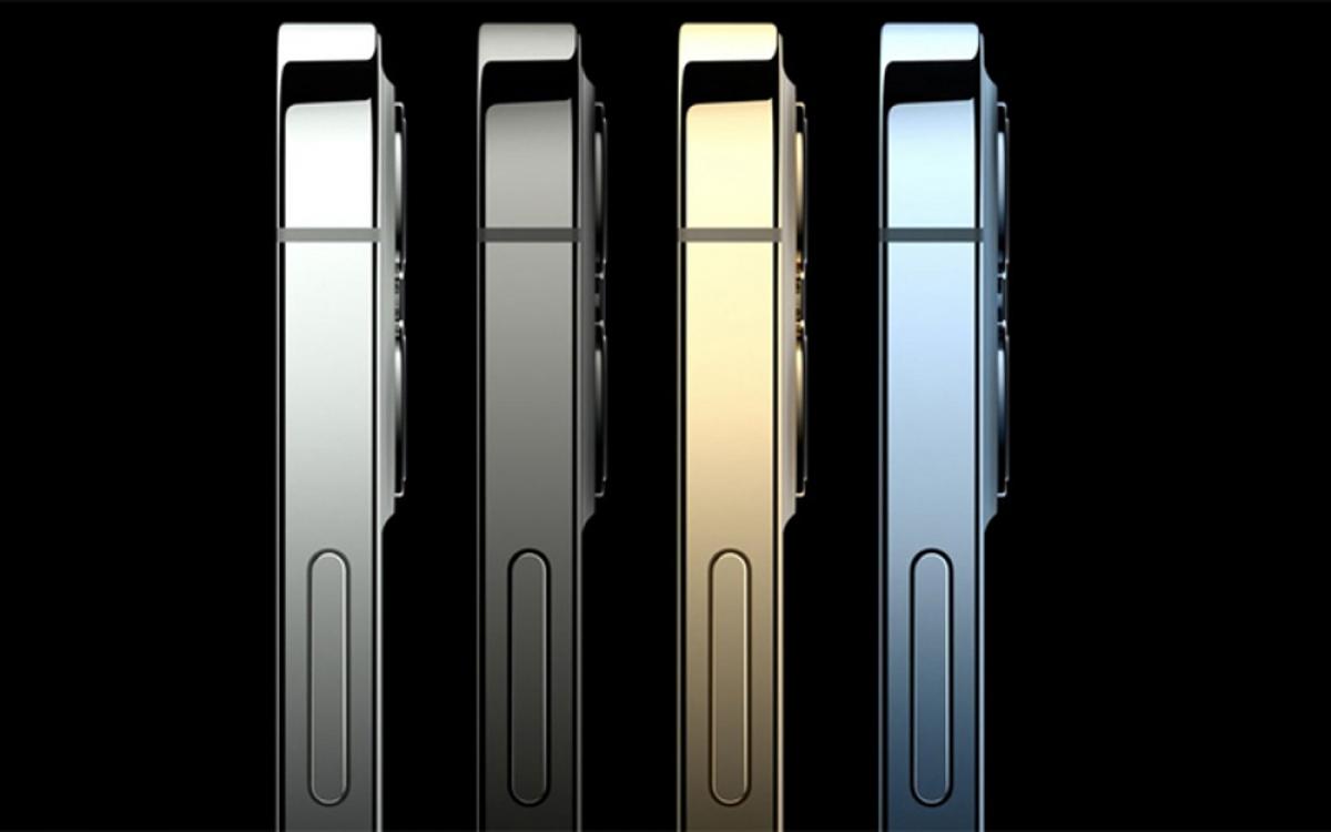 Thay vì sử dụng khung viền vuông phẳng như các đời iPhone trước đó, sản phẩm có bốn cạnh được bo cong mềm mại hơn.