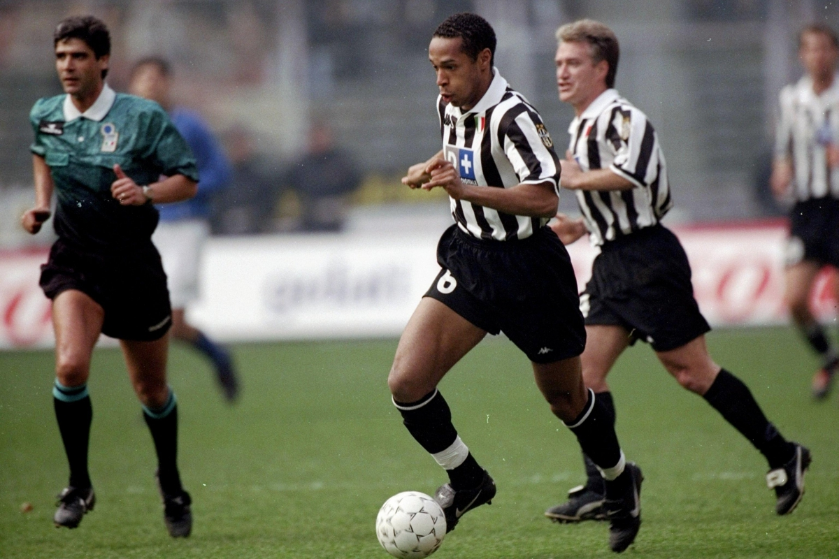 Thierry Henry | Juventus: 1999 | Barca: 2007 – 2010