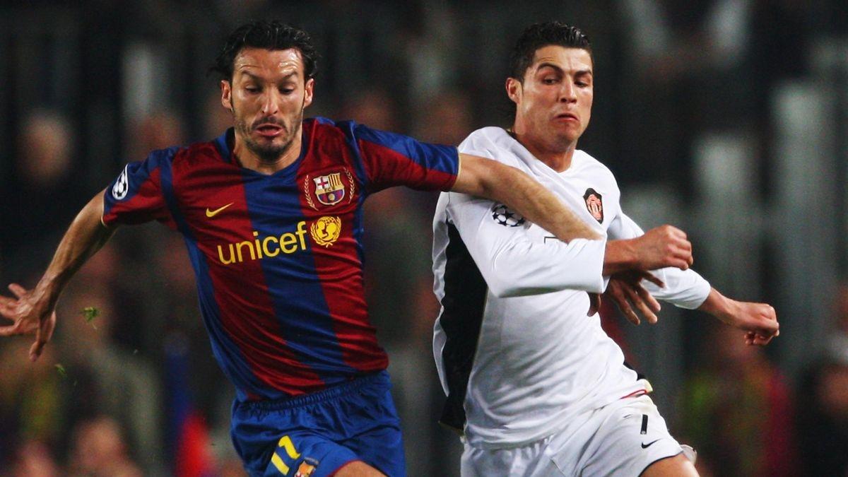 Gianluca Zambrotta | Juventus: 1999 - 2006 | Barca: 2006 – 2008