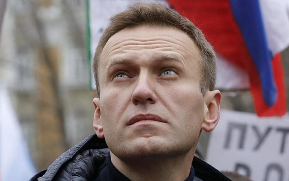 Nhân vật Navalny. Ảnh: BBC.