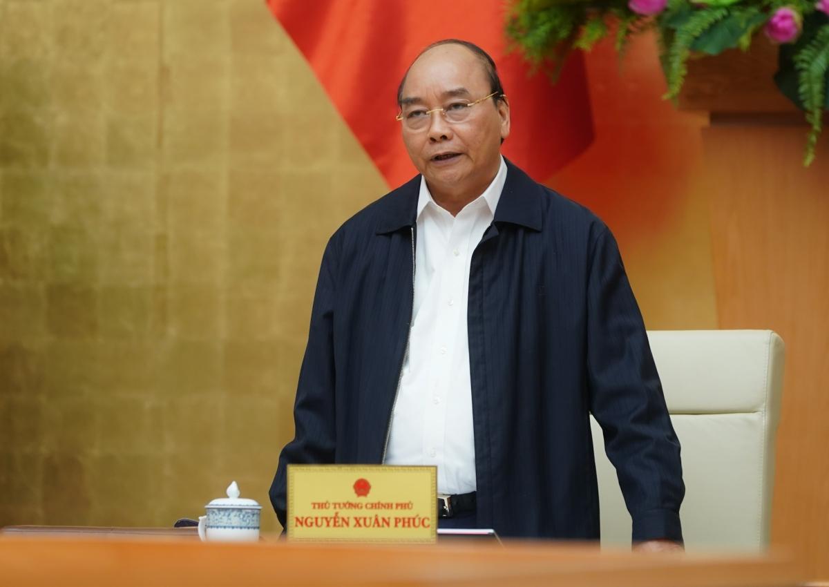 Thủ tướng Nguyễn Xuân Phúc: Không được để dân đói, không được để dân rét, không để dân không có chỗ ở