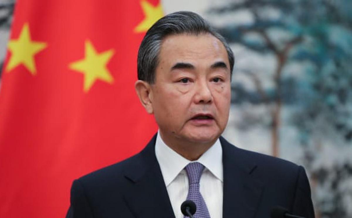 Ngoại trưởng Trung Quốc Vương Nghị. Ảnh: KT