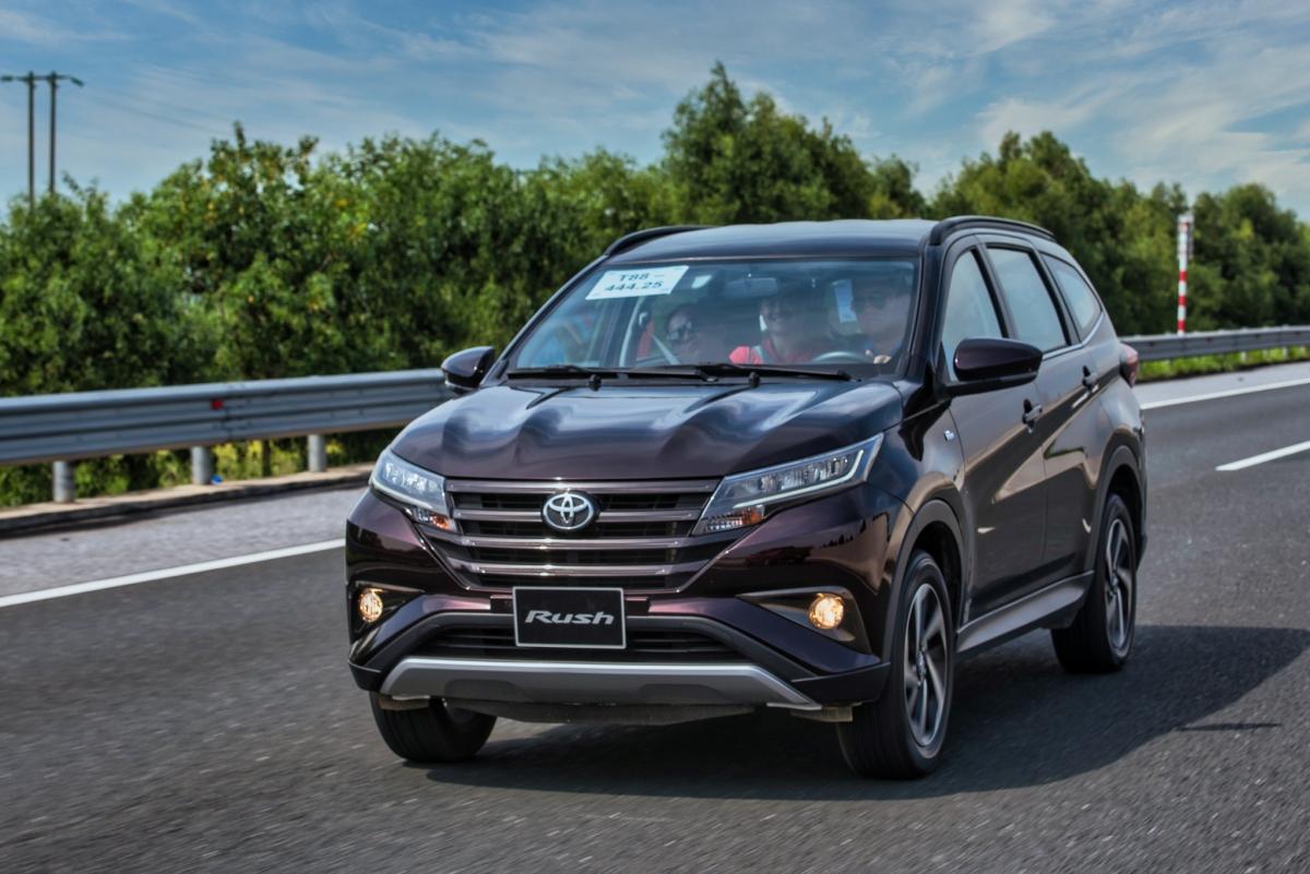 Các mẫu xe có trong chương trình đều đạt an toàn 5 sao ASEAN NCAP.
