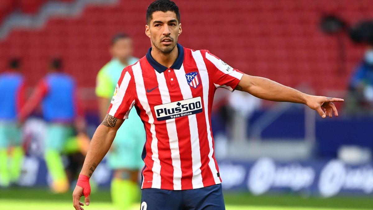 Tiền đạo: Luis Suarez từ Barca tới Atletico Madrid