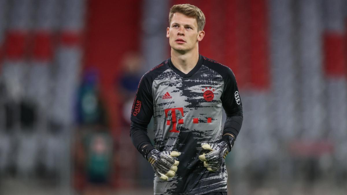 Thủ môn: Alexander Nubel từ Schalke 04 tới Bayern