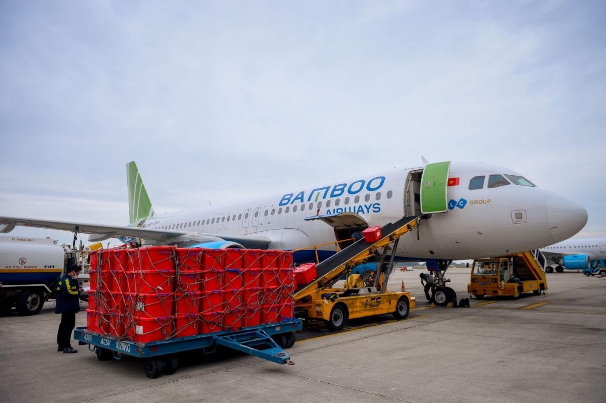 Các chuyến bay chặng Hà Nội – Đồng Hới được thực hiện trong các khung giờ đặc biệt ngoài lịch bay thường lệ.