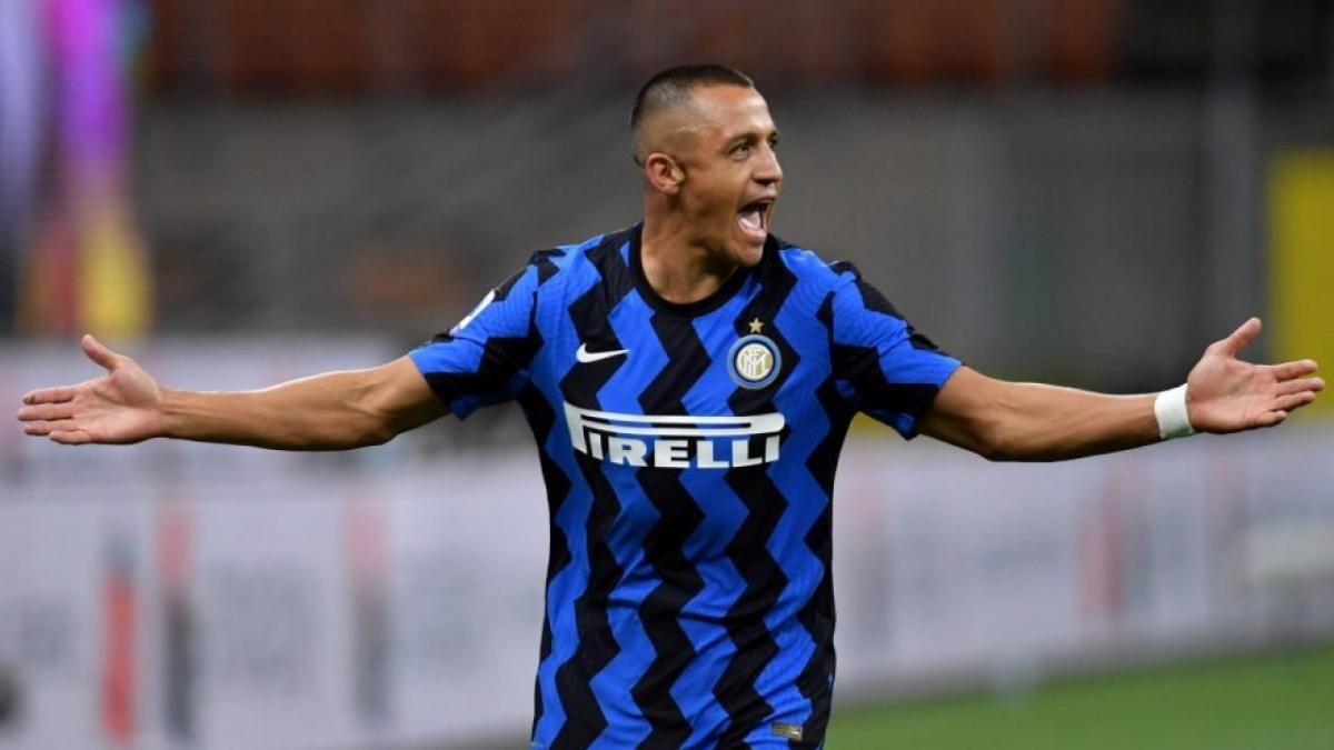 Tiền đạo: Alexis Sanchez từ MU tới Inter Milan
