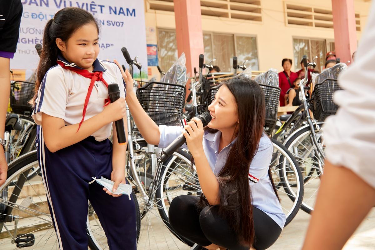 Hiện, Hoa hậu Khánh Vân và Á hậu Kim Duyên đã lên kế hoạch tiếp tục hoạt động thiện nguyện tại các tỉnh miền Trung trong thời gian tới./.