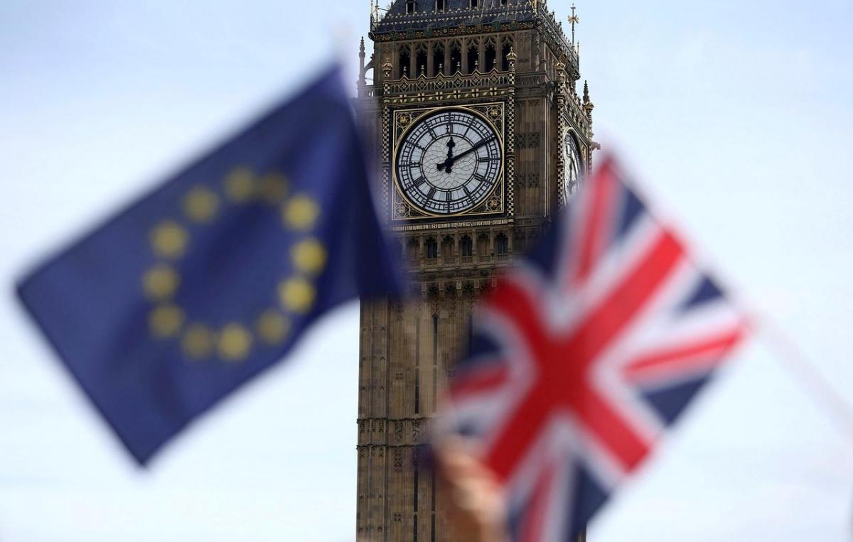 Cuộc đàm phán giữa EU và Anh đang bế tắc (Ảnh: Reuters).