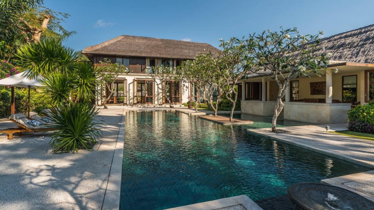 Dinh thự 4 phòng ngủ Four Seasons Bali.