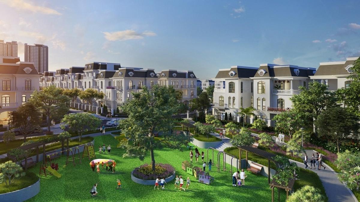 Khu đô thị Vinhomes Star City với không gian sống được đầu tư và quy hoạch bài bản (Hình ảnh minh họa: Việc vận hành Khu đô thị theo quy định của BQL tại từng thời điểm)